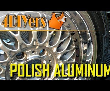 How to Polish Aluminum Like a Mirror
