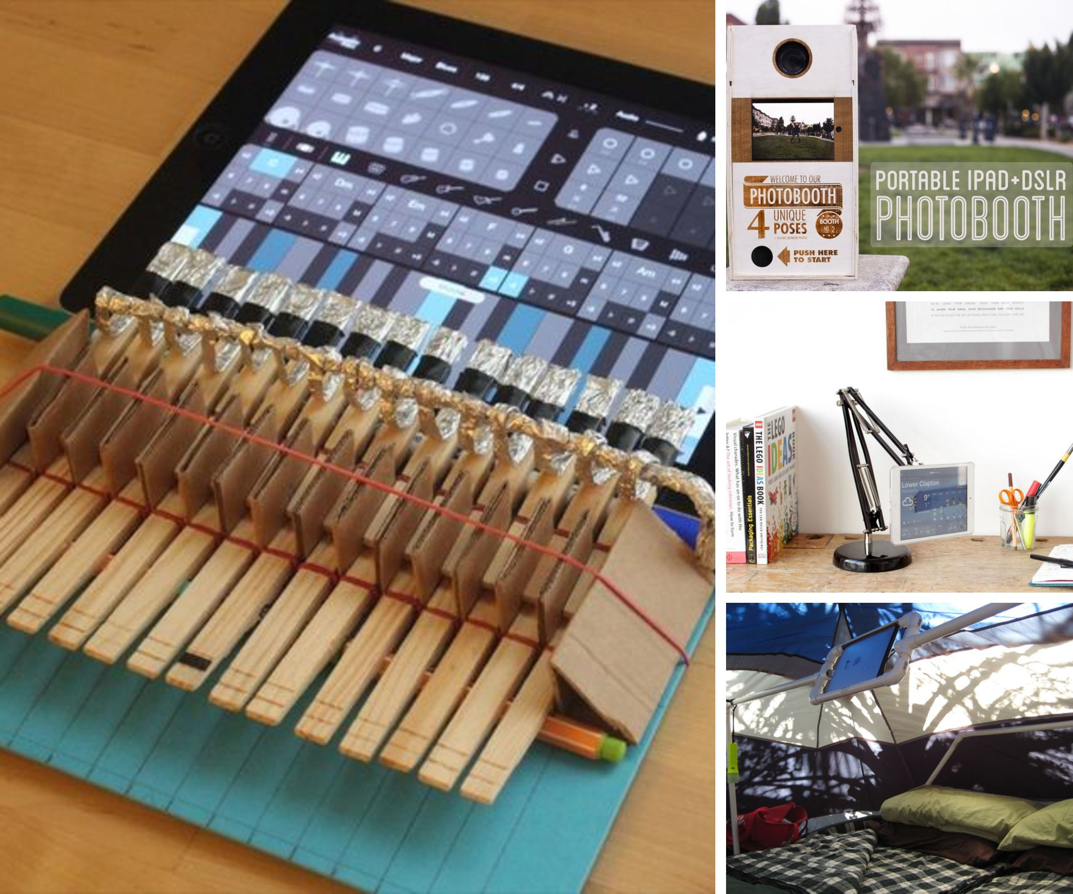 Top 15 iPad Projects