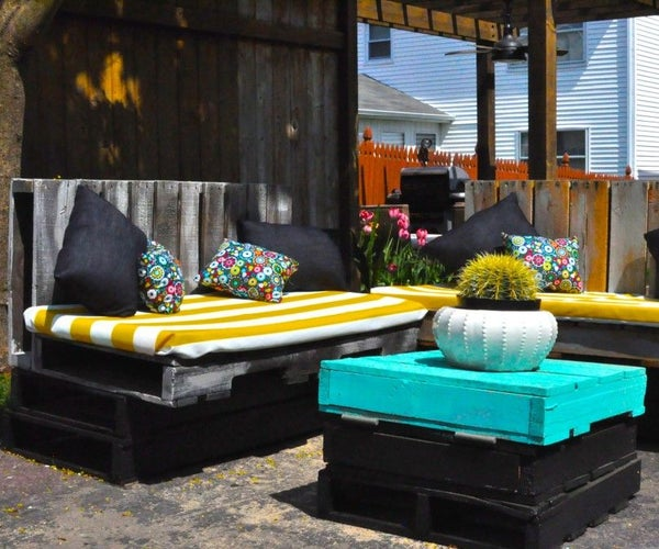 The First Honest DIY Pallet Project on the Internet