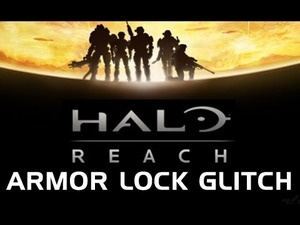 Stay in armor lock FOREVER Halo Reach