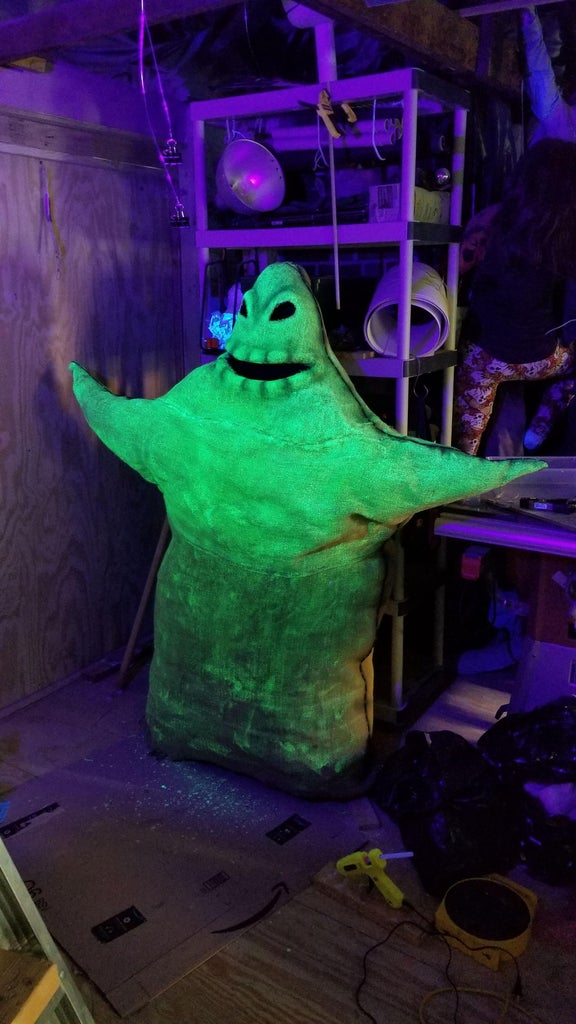 How to Make Oogie Boogie