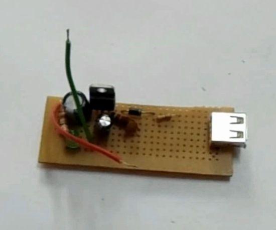 DIY Homemade Constant 5V Voltage Source