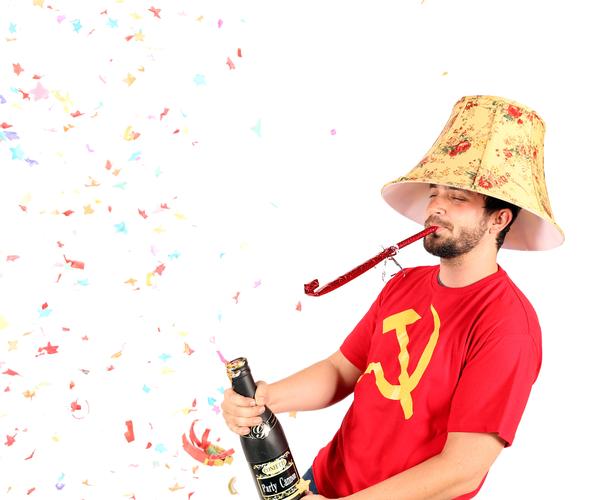 Last Minute Communist Party Costume