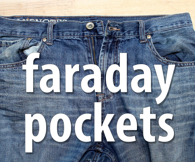 Faraday pockets
