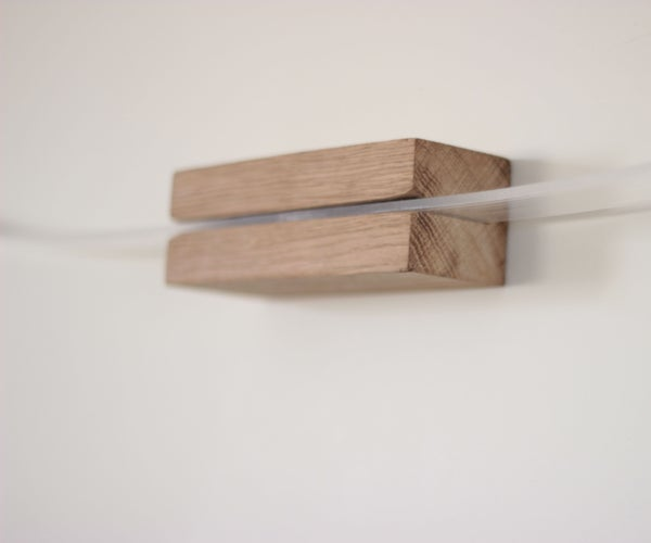 Simple Minimalistic Design Lamp