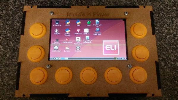 Raspberry Pi Video Player for Children