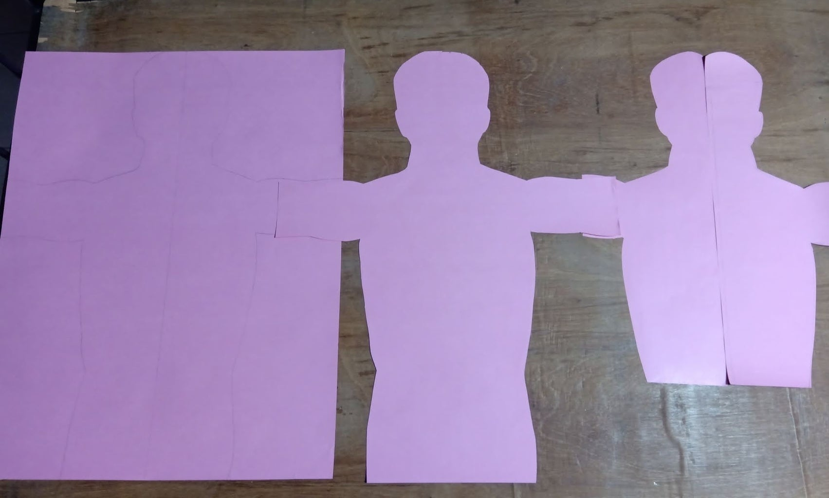 Outline for Layer 1, Layer 2, Layer 3