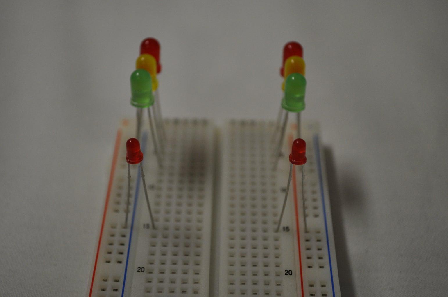 Setup LEDs