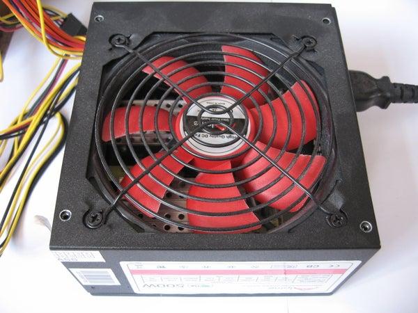 Arduino Controlled ATX Power Supply
