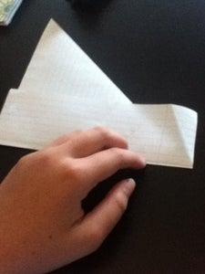 Fold Paper Into a Square