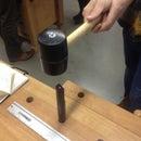 Laser Guided Hammer