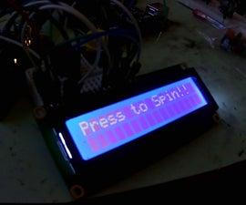 Arduino Slot Machine.