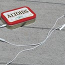 Secret Altoids iPod case