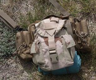 Compact Bug Out Bag