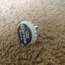 Bottle Cap Flash drive