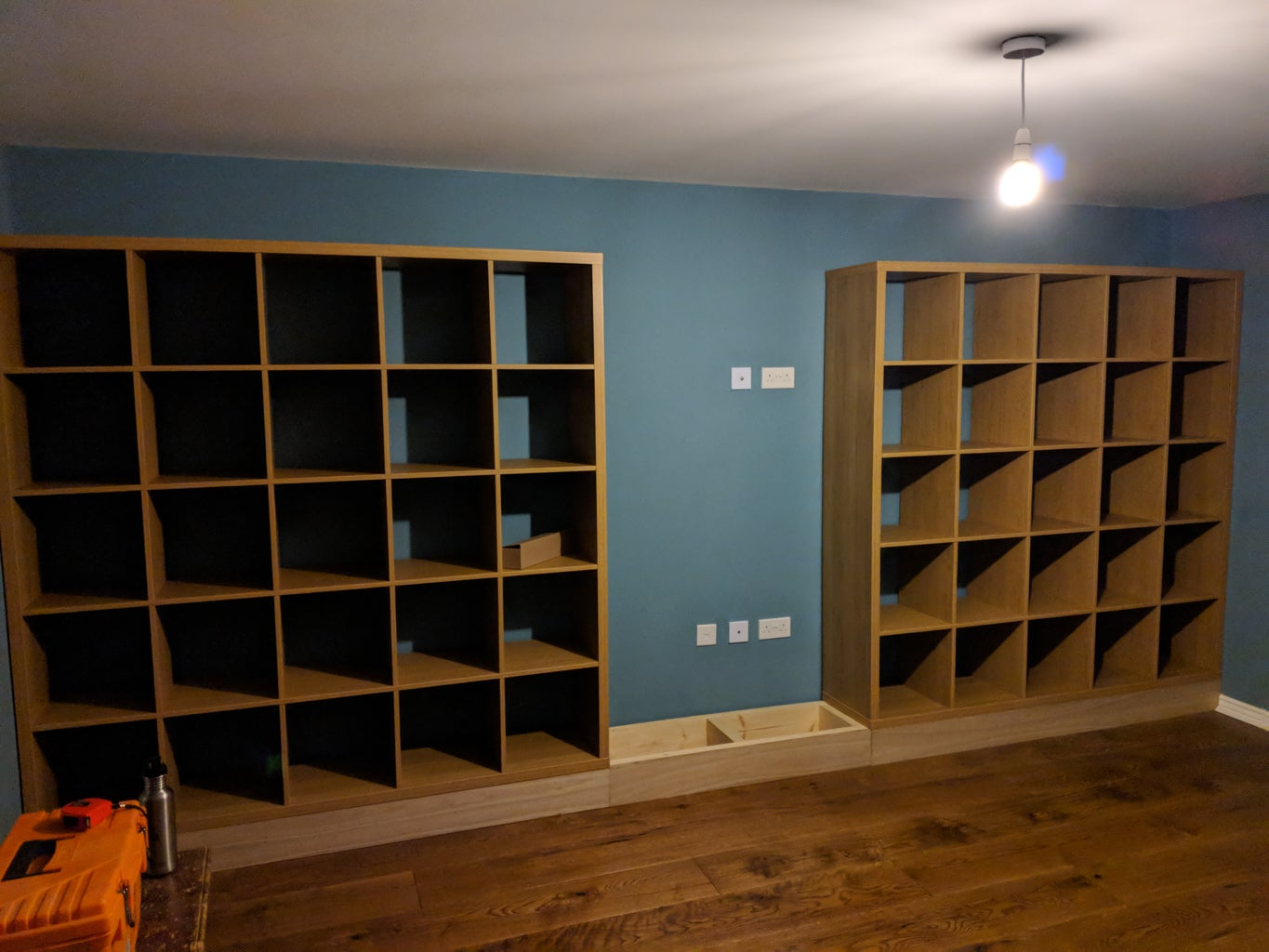 Assemble the Units - the Easy Bit That Makes You Feel Like You Might Just Make It