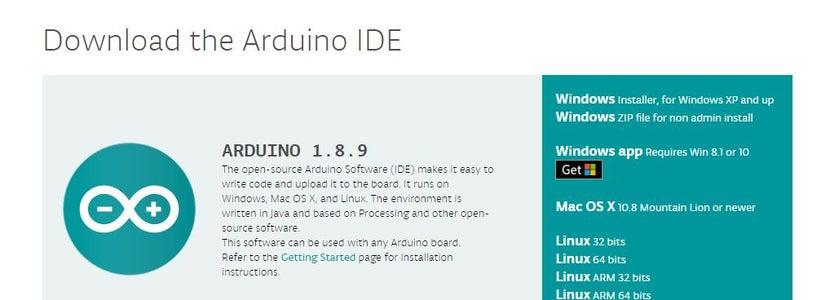 Setup Arduino IDE