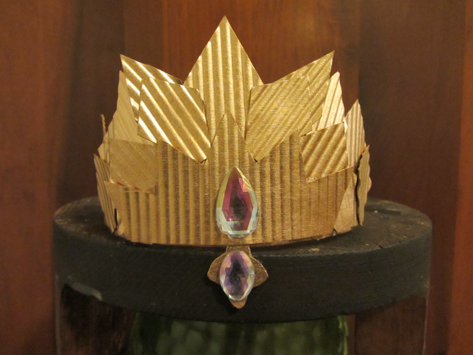 DIY Glinda the Good Tiara (Oz the Great and Powerful)