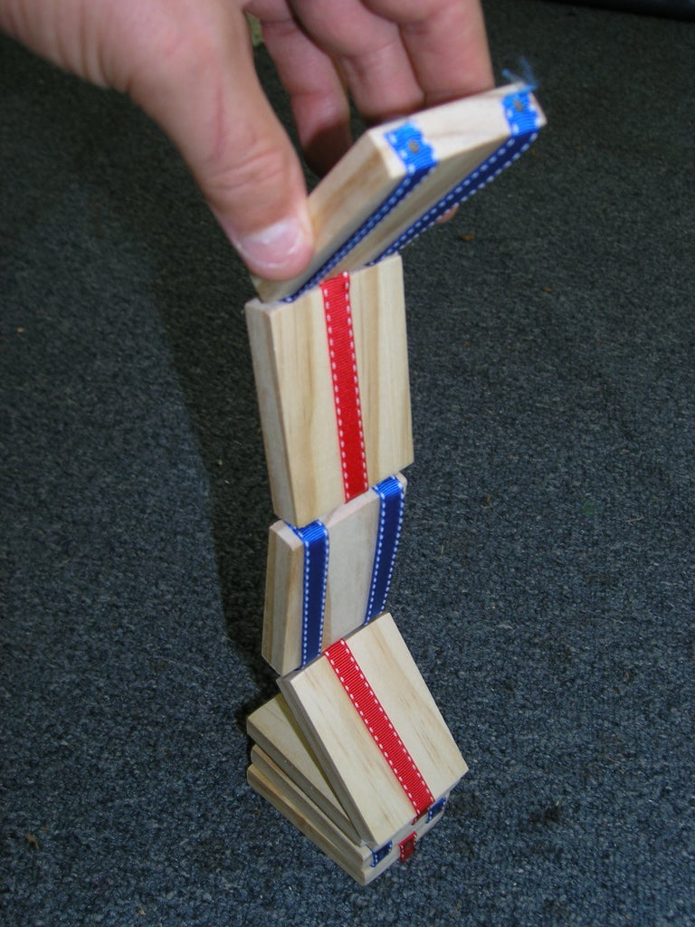 A Traditional Jacob's Ladder