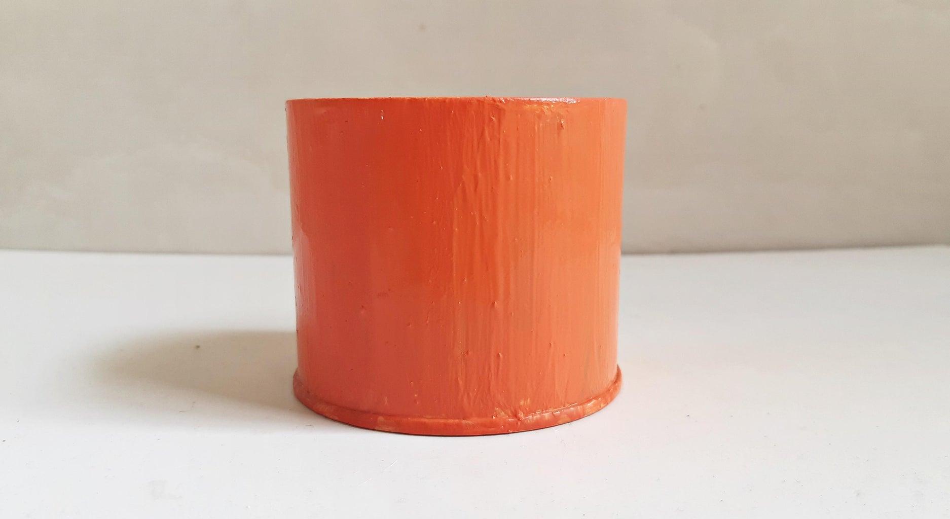 Make a Pumpkin Color