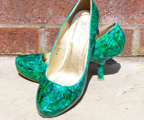 DIY Shoes -design Your Own!