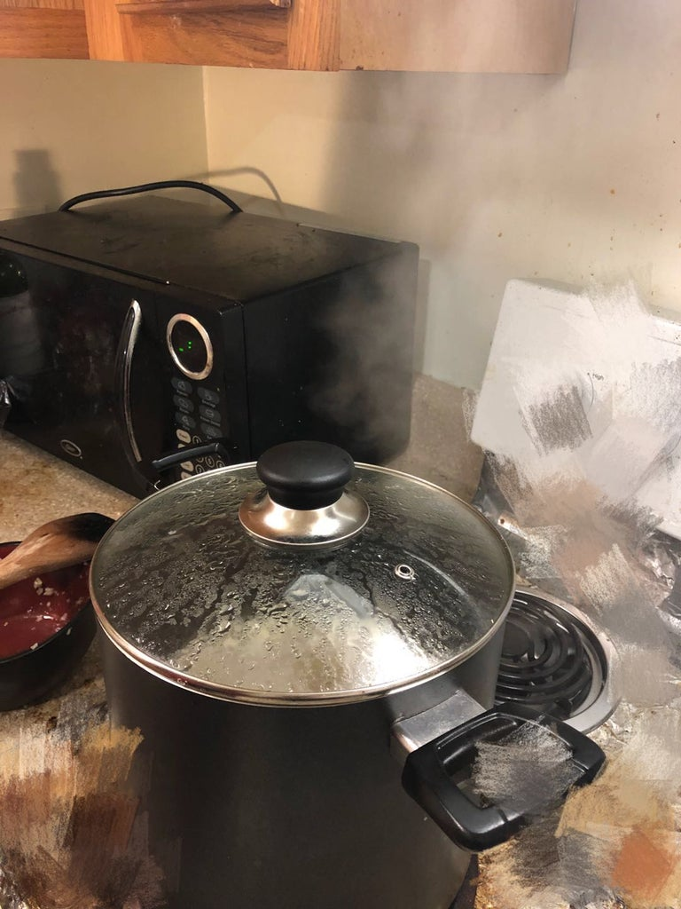 Cooking Procedure - Wait and Watch