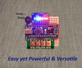 Mini STEM LED Game Platform
