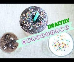 3 Healthy Milkshakes