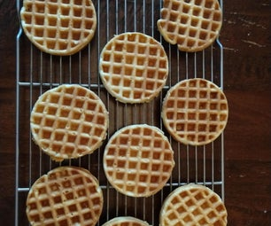 Homemade Waffles (and How to Freeze Them)