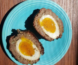 Dragon's Eggs — Double-smoked Scotch Eggs