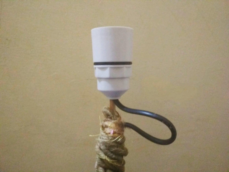 Add the Bulb Holder