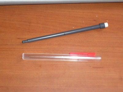 Mechanical Pencil Gun