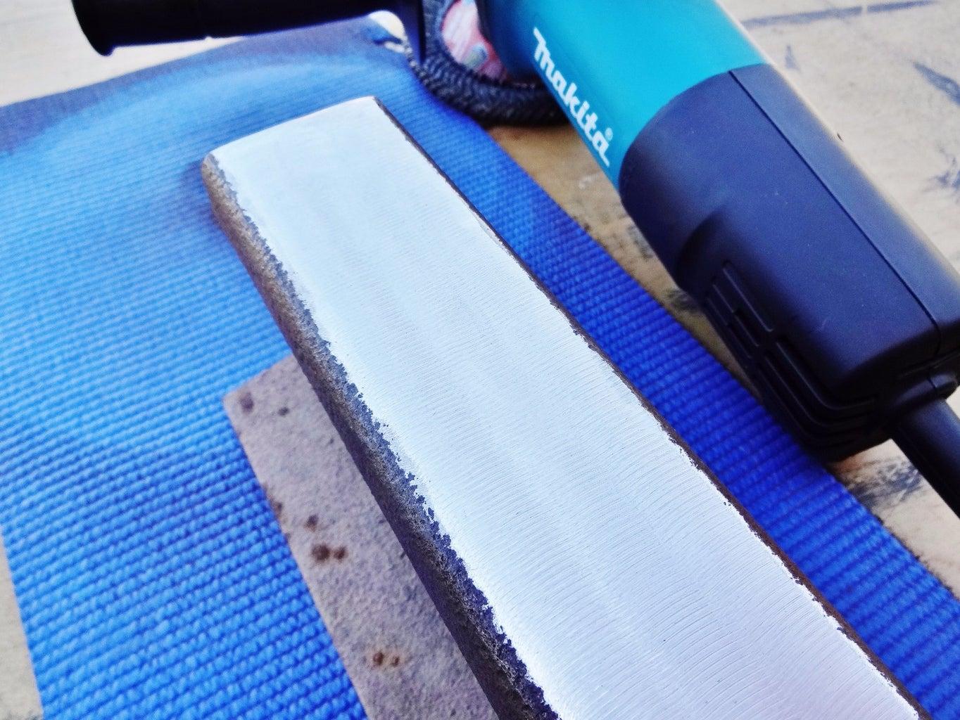 Flatten Top, Part Two: Hand-machining!