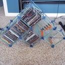 Knex CD Shelf / Rack