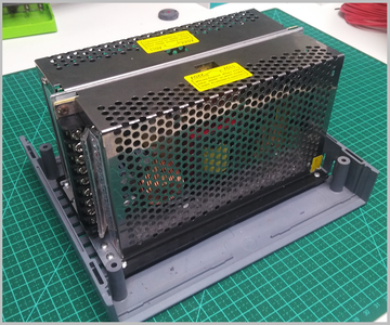 Mounting Switching Power Supplies