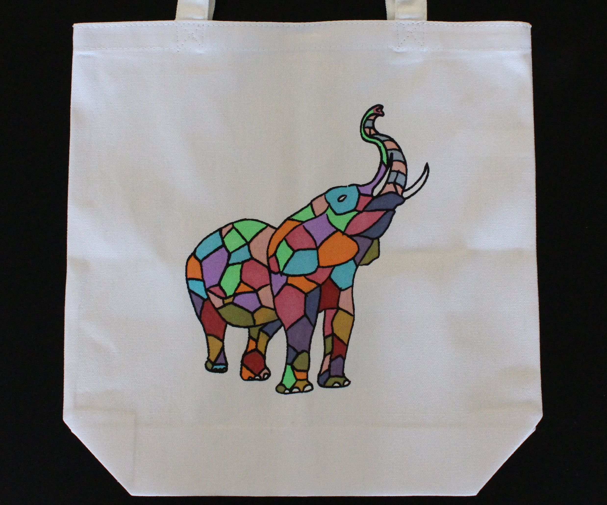 Incredibly Easy & Fast DIY Screen Printing on Tote-Bags, Step by Step How-To