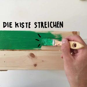 KISTE STREICHEN