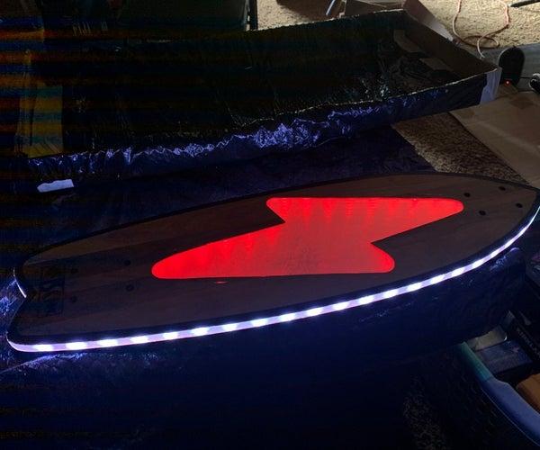 Infinity Light Longboard