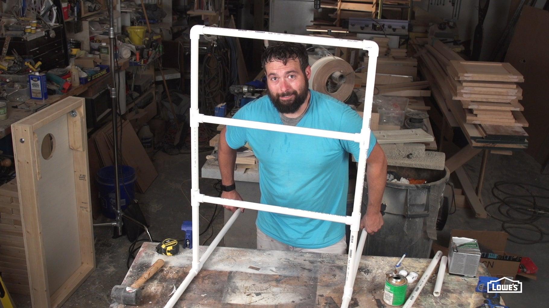 Assemble the Ladder