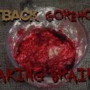 Make Fake Edible Brains to Splatter for your horror film.