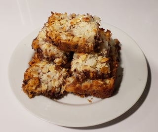 Seven Layer Cookie Bars