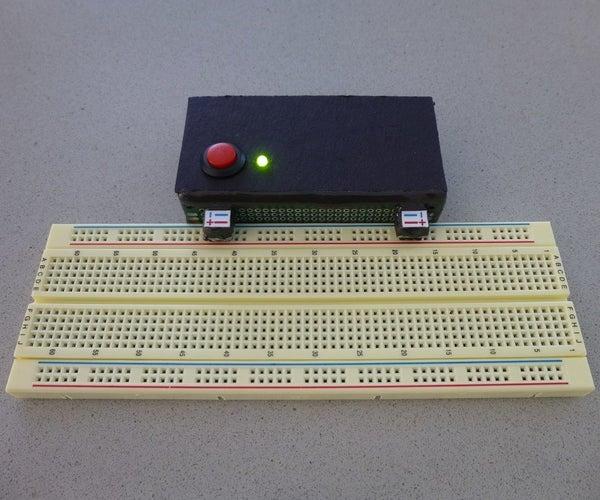 DIY Breadboard Power Supply
