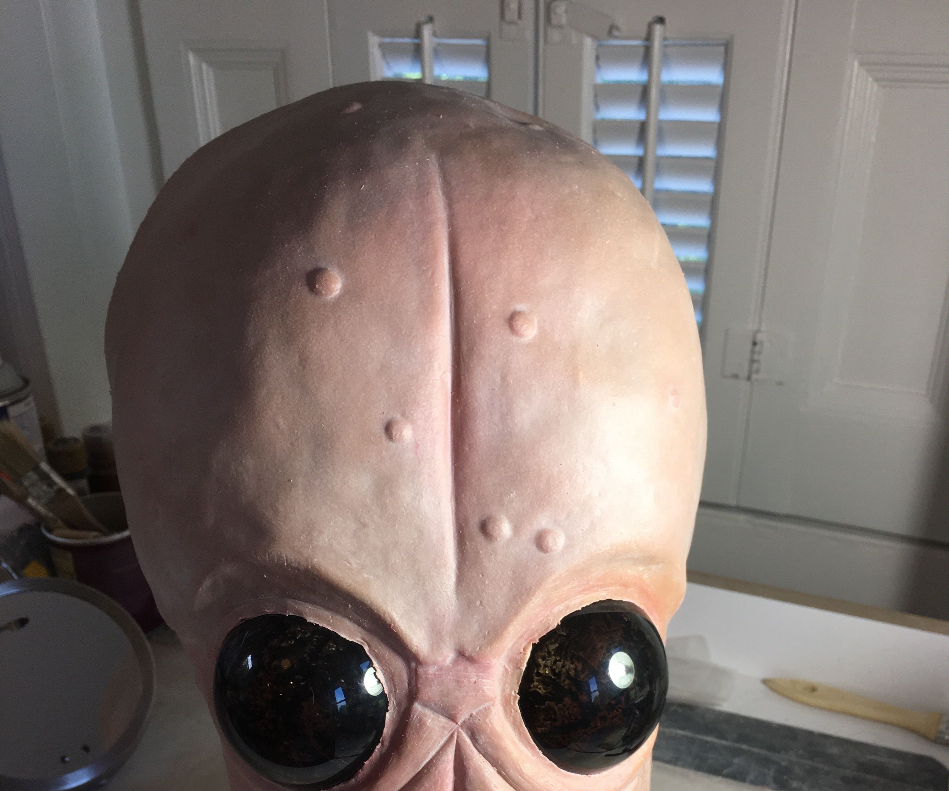 Making an Awesome Bith/Cantina Band Mask