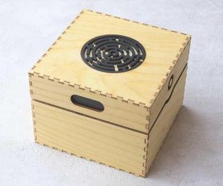 Apprentice Maze Puzzle Box
