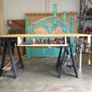 Shop Work Table