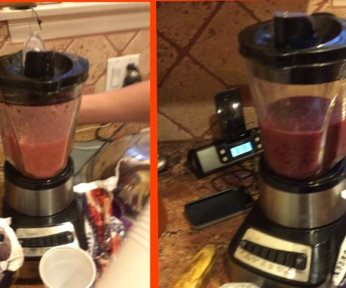 Make 2 amazing vegan smoothies