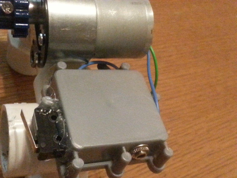 Slider Circuitry