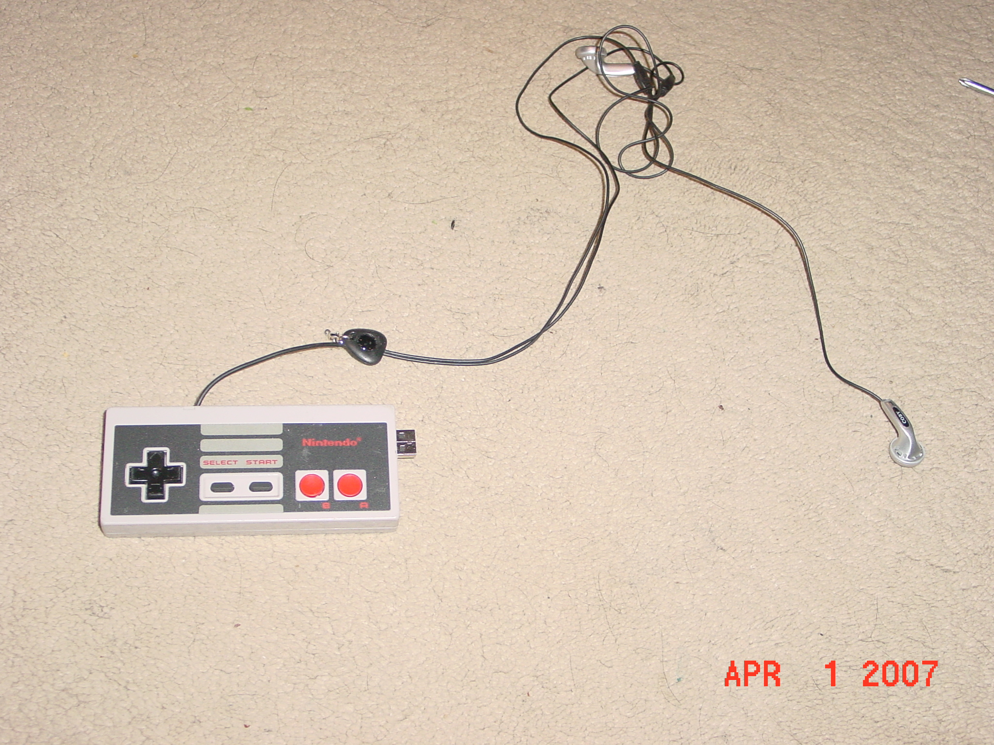 NES MP3 Player