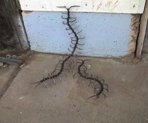 Steel Centipede