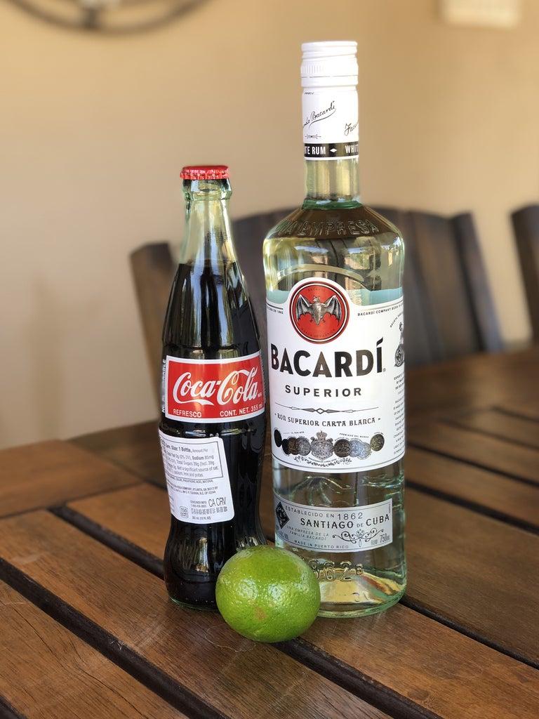 3 Ways to Make a Cuba Libre Slushie